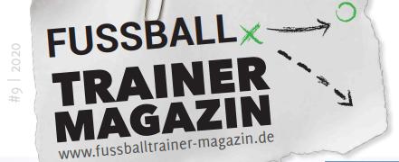 RESWITCH im Fussballtrainer Magazin
